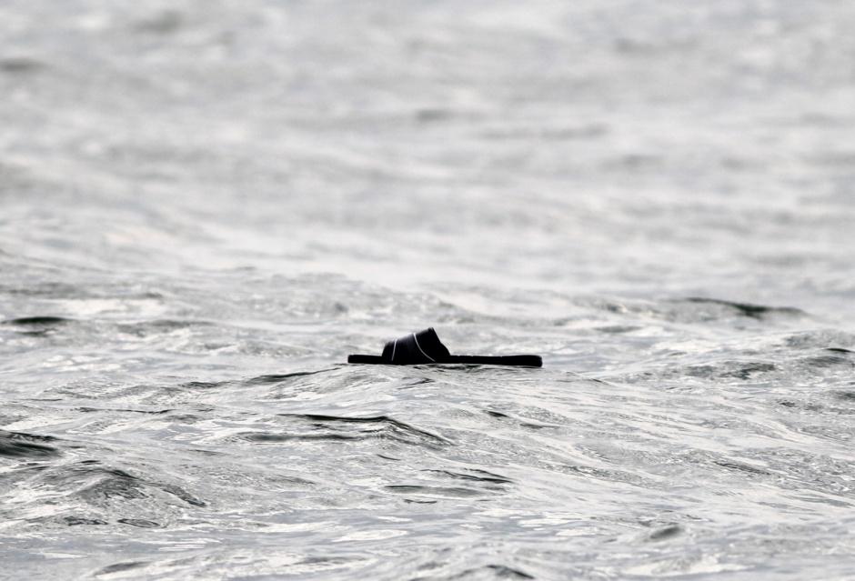Bonus Shot: water shoe.
