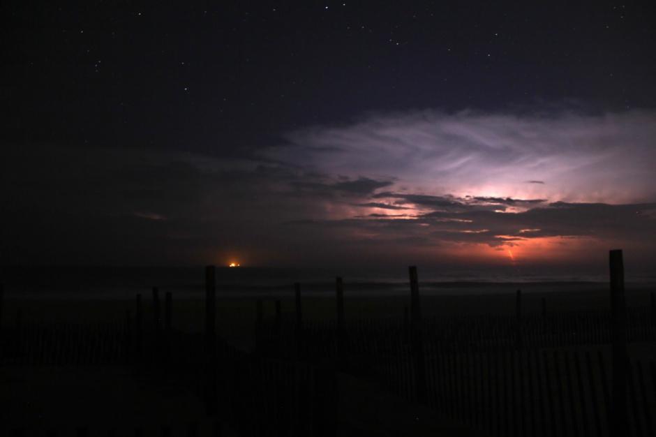 Goodnight storm