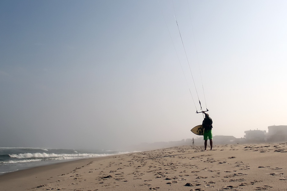 Kite Surfing: You're Doin' It Wrong
