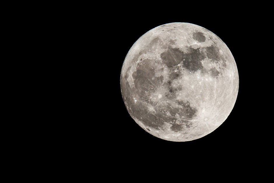 Poor Mini Moon. Does not get 1/2 the hype of it's arch nemesis, the Super Moon