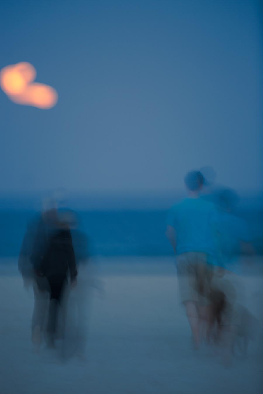 Tomorrow it will al be a blur