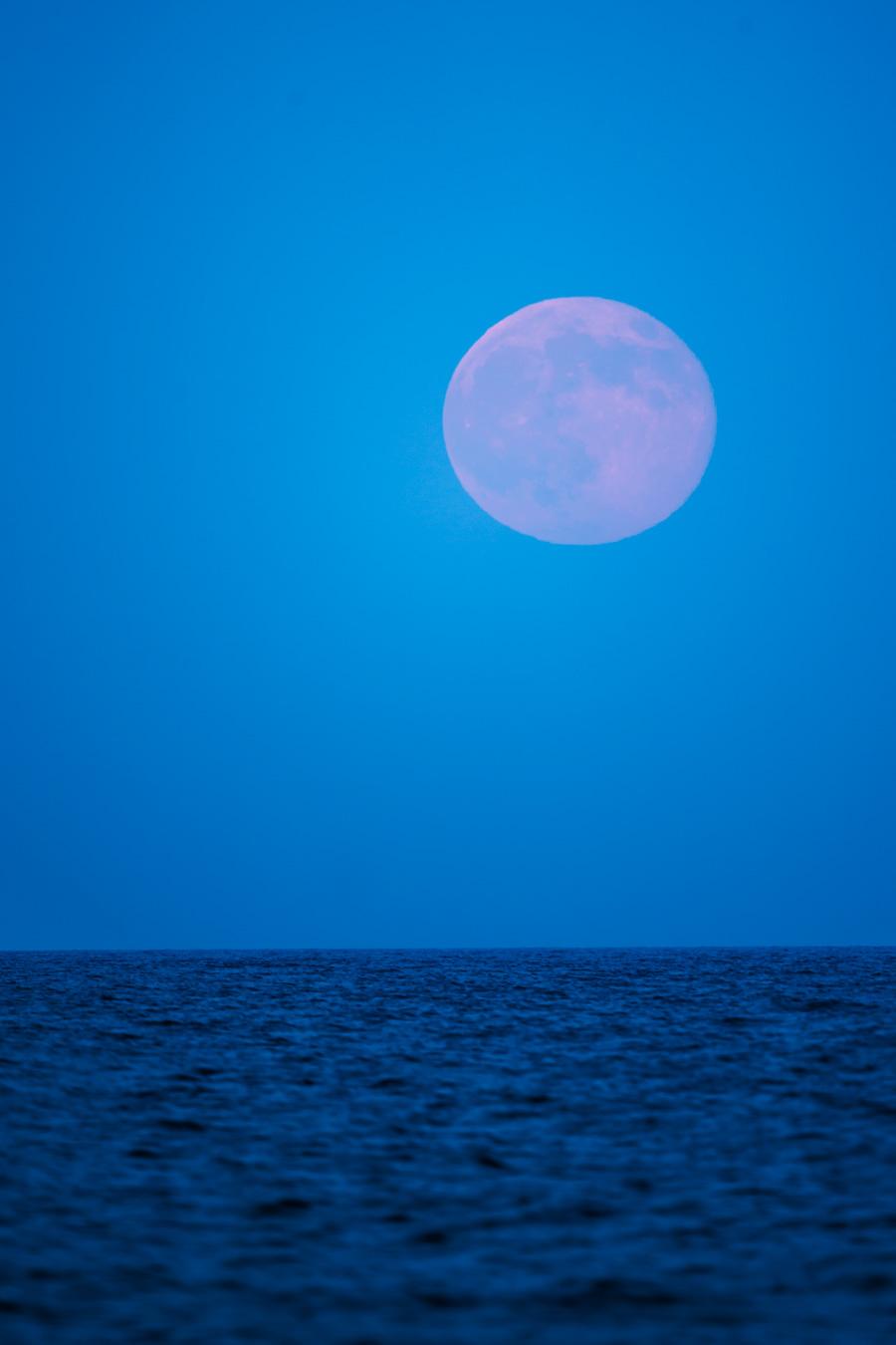 The Super Duper Moon