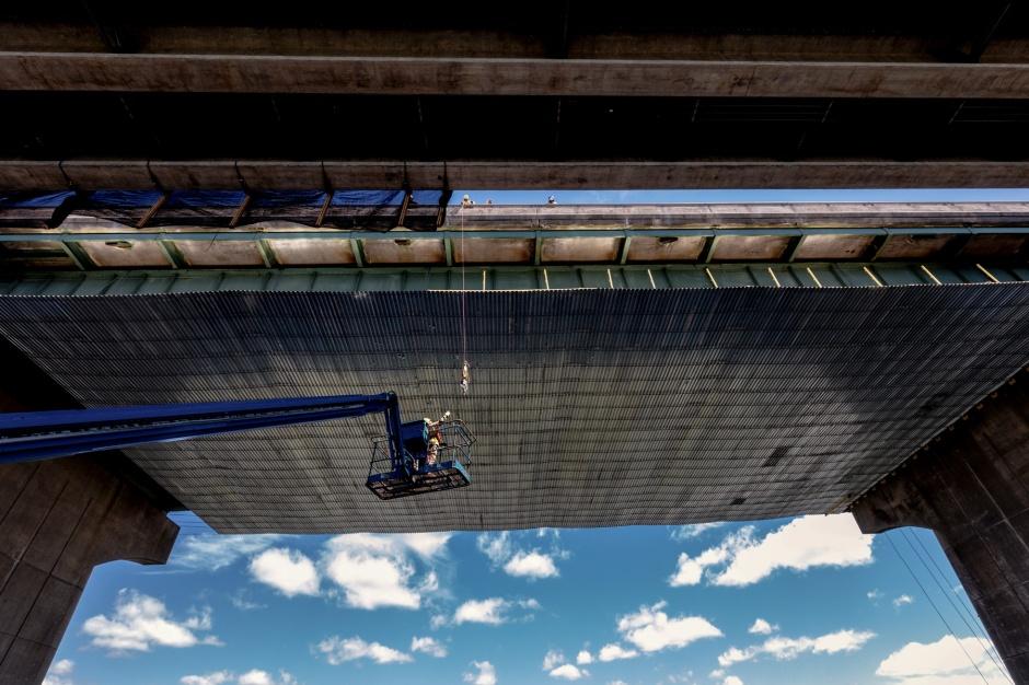 work-under-causeway